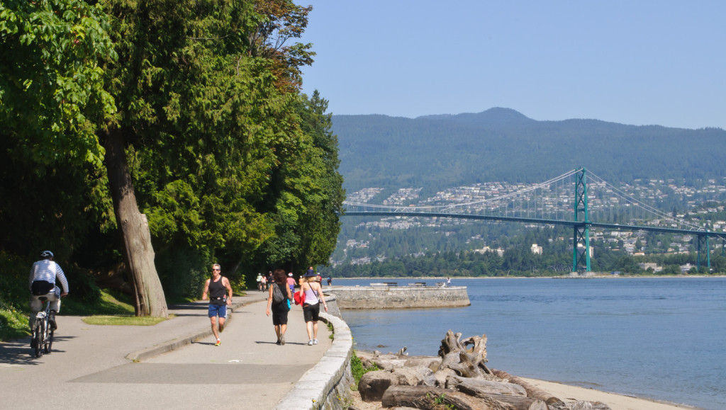 Stanley Park Vancouver